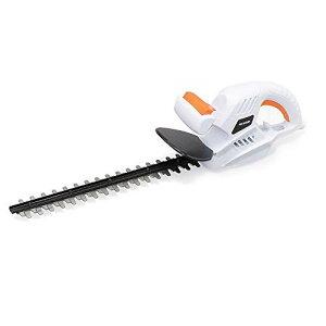 アイリスオーヤマ ヘッジトリマー 草刈り機 刈込幅410/切断径16mm コード式 軽量2.1kg AHT450