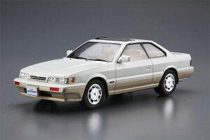 1/24 ザ・モデルカー No.111 ニッサン UF31 レパード アルティマ V30ツインカムターボ '90