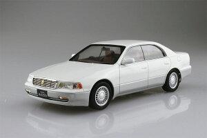 1/24 ザ・モデルカー No.114 トヨタ UZS141 クラウンマジェスタ Cタイプ '91