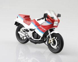 SKYNET 1/12 完成品バイク SUZUKI RG250Γ レッド×ホワイト