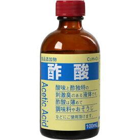 酢酸 100mL 【 大洋製薬 】