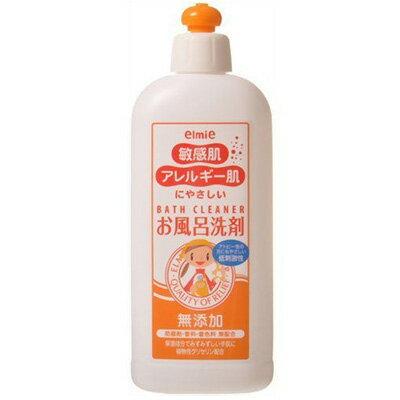 コーセーエルミー 敏感肌・アレルギー肌にやさしい お風呂洗剤 本体 300ML[お風呂/お風呂掃除/洗剤/バスクリーナー/バスタブ/敏感肌/アレルギー肌/除菌/消臭/防カビ]