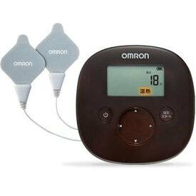 温熱低周波治療器 HV-F320BW ブラウン 1個 【 オムロン 】[ 磁気治療器 ツボ チタン 冷え症 首 肩こり 腰痛 頭痛 おすすめ ]