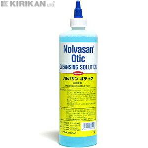 ノルバサン オチック 耳洗浄剤 犬猫用 473mL ( キリカン洋行 )