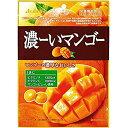 濃ーいマンゴー 88g×6 (栄養機能食品) 【 アサヒグループ食品 】[ 菓子/キャンディ/キャンデー/あめ/飴/機能性キャ…