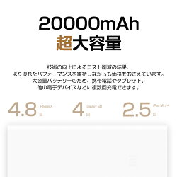 1.7秒に1台売れているモバイルバッテリー