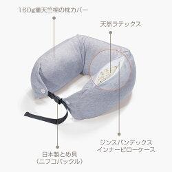 【正規品】ネックピローXiaomi小米シャオミメンズレディース旅行コンパクト枕オフィスビジネス