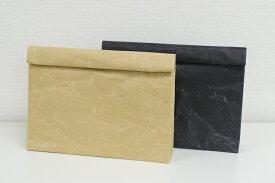 クラッチバッグ wide SIWA 紙和 クラッチ カジュアルバック 軽量バック (和紙メーカー大直 と工業デザイナー深沢直人氏 がつくったアイテム)