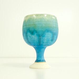 ワイングラス 環窯 たまきがま / ワイン グラスグラス トルコ釉 ギフト
