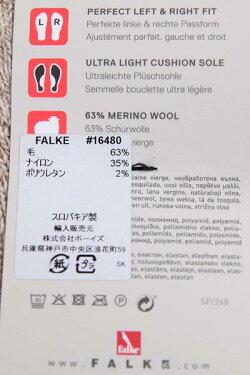 【1/11AM1:59まで全品P10倍&最大2千円OFFクーポン配布!!】【SALE10%OFF★1/11AM1:59まで1/11AM1:59まで期間限定】メンズ/レディース/FALKE/ファルケ/WALKIE/ウォーキー/16480