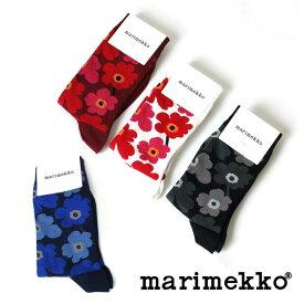 レディース/marimekko/マリメッコ/HIETA/Unikko/ソックス/靴下/5263139859【2個までメール便可】