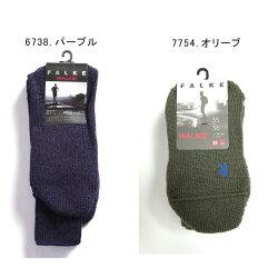 メンズ/レディース/FALKE/ファルケ/WALKIE/ウォーキー/品番:16480/左右非対称のデザインが特徴的、違和感なくフィットします。