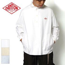 □メンズ/DANTON/ダントン/オックスプルオーバーシャツ/品番:JD-3568YOX