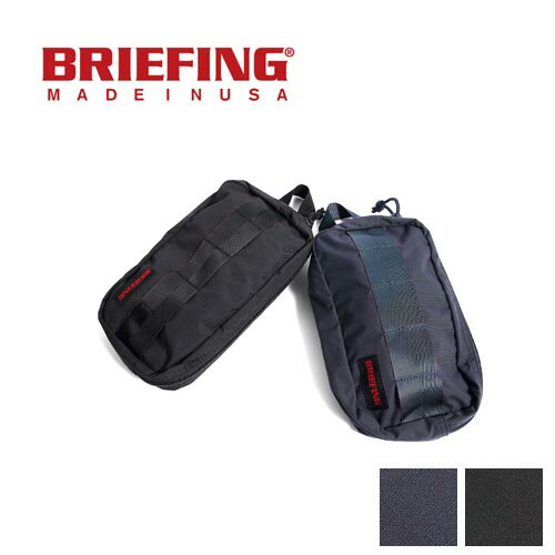 BRIEFING/ブリーフィング/ONE ZIP POUCH MW/品番:BRM181611