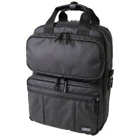 3WAY ビジネスリュック RLビジネス3WAY拡張セットアップ縦型 スーツケースにセット+拡張機能も同時に搭載 RL-LIGHT RL-42 ショルダーバッグ