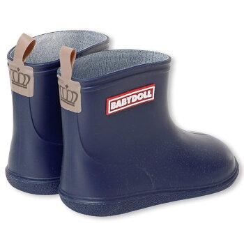 4/25NEWレインブーツ(長靴/雨具)-雑貨キッズベビードールBABYDOLL-0349_ss