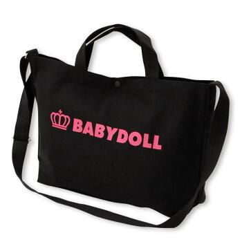 2/5NEWA4サイズ対応2wayショルダートートバッグ1845全8色ベビードールBABYDOL子供服雑貨鞄バッグレディース大人キッズ男の子女の子かばんこだわりバッグ
