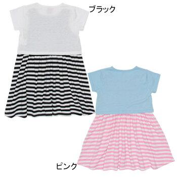 4/22NEWTシャツ付きワンピース2265KベビードールBABYDOLL子供服ベビーキッズ女の子