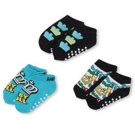 スニーカーソックスセット 3025 雑貨 靴下 レッグウェア ベビードール BABYDOLL 子供服ベビー キッズ 男の子 女の子