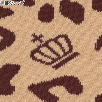 3/9NEWヒョウ柄レッグウォーマー3653ベビードールBABYDOLL子供服ベビーキッズ女の子雑貨ソックス