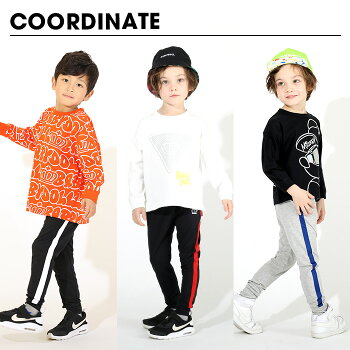 1/15NEW通販限定サイドラインジョガーパンツ4945KベビードールBABYDOLL子供服ベビーキッズ男の子女の子