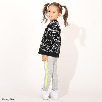 NEW通販限定サイドラインジョガーパンツレギパン4945KベビードールBABYDOLL子供服ベビーキッズ男の子女の子