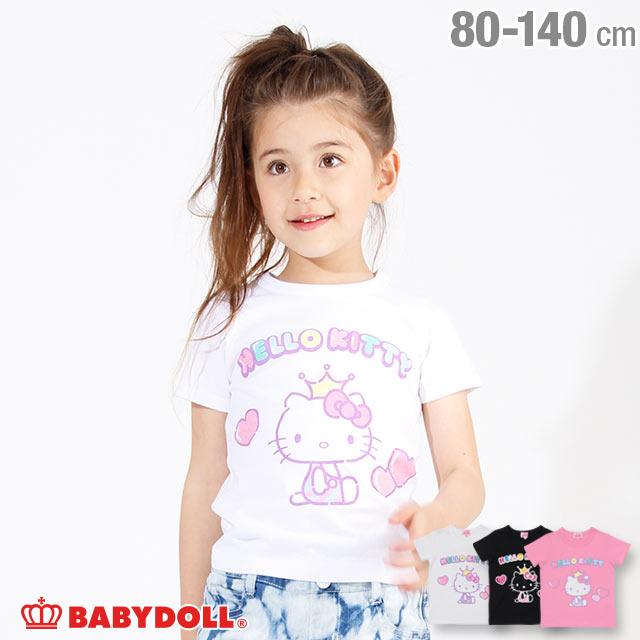 4/26NEW サンリオ アニバーサリー Tシャツ 2570K ベビードール BABYDOLL 子供服 ベビー キッズ 女の子