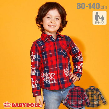 BABYDOLLシャツ