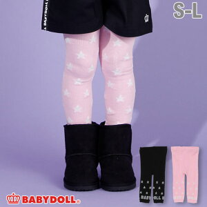 星柄 タイツ3150 ベビードール BABYDOLL 子供服 雑貨 ベビー キッズ 男の子 女の子 レディース