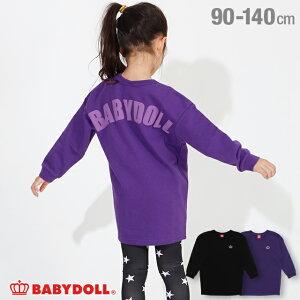 【50%OFF アウトレットSALE】 通販限定 バックロゴ ワンピース 3732K ベビードール BABYDOLL 子供服 ベビー キッズ 男の子 女の子