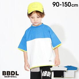 【期間限定60%OFF】 アウトレットSALE BBDL(ビー・ビー・ディー・エル) ナンバー Tシャツ 3951K ベビードール BABYDOLL 子供服 ベビー キッズ ジュニア 男の子 女の子