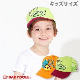 NEW ディズニー メッシュキャップ 4054 ベビードール BABYDOLL 子供服 ベビー キッズ 男の子 女の子