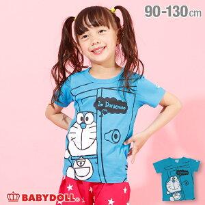 NEW ドラえもん キャラクター Tシャツ 4099K ベビードール BABYDOLL 子供服 ベビー キッズ 男の子 女の子 vip30