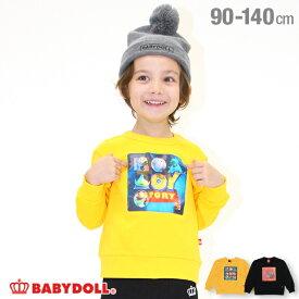 【S30】 ディズニー レンチキュラー トレーナー 4534K ベビードール BABYDOLL 子供服 キッズ 男の子 女の子 DISNEY★Collection