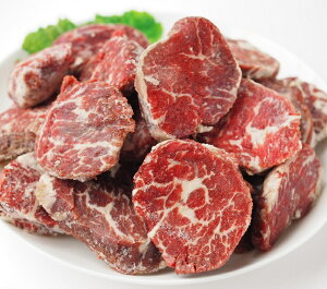 牛肉 厚切り サガリ 3kg (1kg×3パック) まとめ買い 肉 冷凍 冷凍食品 カナダ産 カナダビーフ 牛 ホルモン スライス 焼肉 バーベキュー BBQ 煮込み カレー 焼き肉 大容量 厚切り おかず お惣菜 お