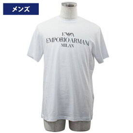エンポリオアルマーニ メンズ半袖Tシャツ ウェア アパレル EMPORIO ARMANI 3G1TM4 1JHRZ 0100//3G1TM4-1JHRZ-0100【新品】【ブランド】