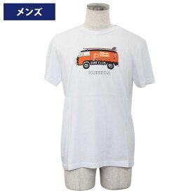 アトランティックスターズ Atlantic STARS メンズ半袖Tシャツ ウェア アパレル AMS1835 VAR. BIANCO//AMS1835-VARBIANCO【新品】【ブランド】