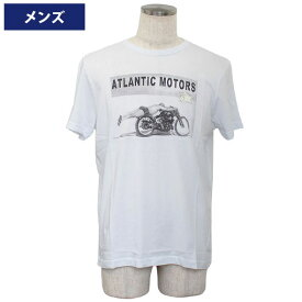 アトランティックスターズ Atlantic STARS メンズ半袖Tシャツ ウェア アパレル AMS1837 VAR BIANCO//AMS1837-VARBIANCO【新品】【ブランド】