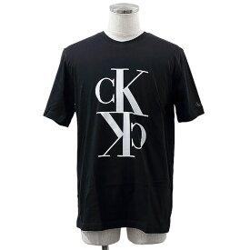 カルバンクラインジーンズ Calvin Klein Jeans CKJ メンズ半袖Tシャツ ウェア アパレル J30J314106 BAE//J30J314106-BAE【ブランド】