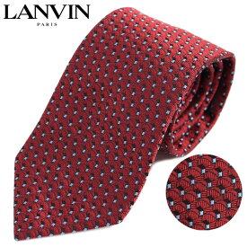 ランバン LANVIN ネクタイ レギュラータイ ドット 3040/3//3040-3-HC【新品】