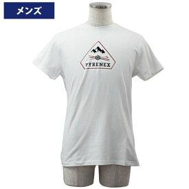 ピレネックス PYRENEX メンズ半袖Tシャツ ウェア アパレル HML012P1000//HML012P1000-WH【新品】【ブランド】