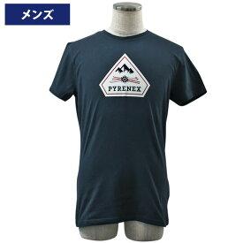 ピレネックス PYRENEX メンズ半袖Tシャツ ウェア アパレル 2019年春夏新作 HML012P4004//HML012P4004-AMI【新品】