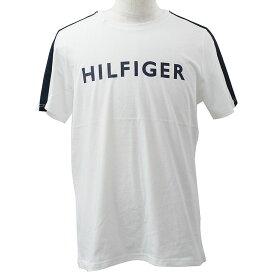 トミーヒルフィガー TOMMY HILFIGER メンズ半袖Tシャツ 09T4019 100//09T4019-100【ブランド】