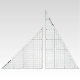 クラウン 方眼三角定規 (CR-HR300)
