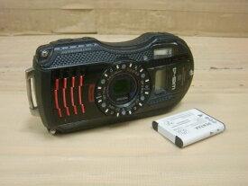 【中古】RICOH 防水・耐衝撃タフネスデジタルカメラ WG-4GPS動作確認済みです!