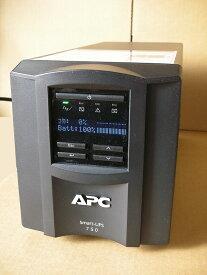 【中古】小型タワー型 UPS/APC Smart-UPS 750 LCD [SMT750J]