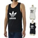 【29%OFFセール】アディダス オリジナルス adidas originals タンクトップ メンズ ランニングシャツ ノースリーブ リ…
