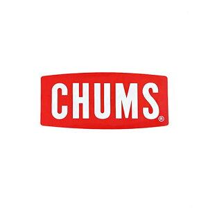 チャムス CHUMS ステッカー シール チャムス ボートロゴ ミディアム ロゴ メンズ レディース キッズ ブランド アウトドア 登山 キャンプ カスタム ステッカーチューン Sticker CHUMS Logo Medium CH62-10