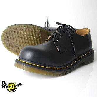 博士马丁 · 霍尔 3 1925Z 3 眼钢鞋 Dr.Martens 1925Z 3EYE 钢趾鞋 10111001 工作靴皮鞋女装男装 Dancewear 适合男人