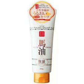 リシャン 馬油 スキンクリーム さくらの香り 200g (3本セット) 保湿 馬油クリーム 日本製